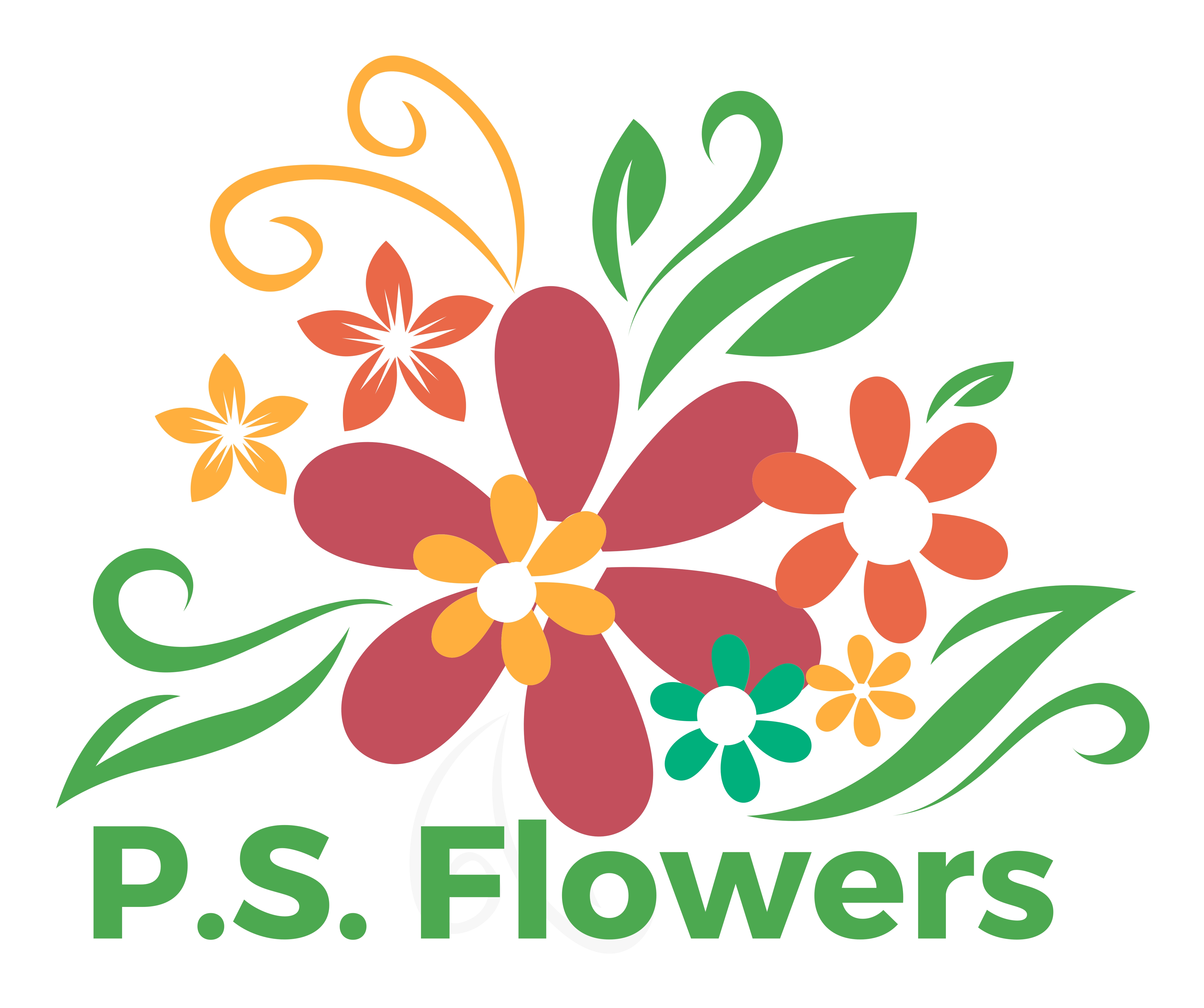 PS FLOWERS